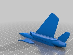F-15 jet fighter