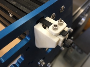 Openbuilds OX CNC router Belt Tensioner