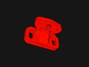 TEVO Black Widow - BLTouch mount