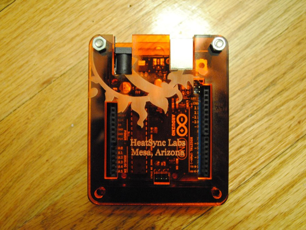 Trendy Arduino - Front View