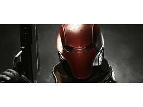 Injustice 2 - Red Hood Helmet Wearable