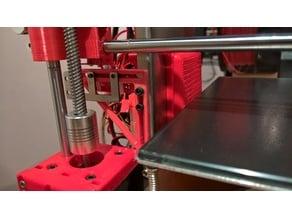 Z Endstop Position - Zonestar P802Q - Alluminium Frame