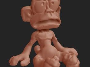 Tecnoscimmiati Monkey