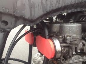 Motorcycle Carburetor Air Intake Cover