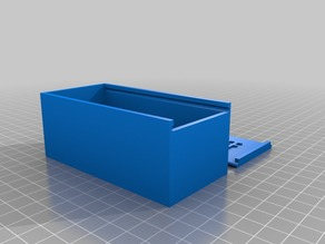 Box w/ Slide Cover