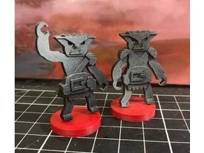28Chibi - Bugbear Duo