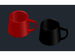 LIT espresso cup/mug approximately 3oz. (29ml)