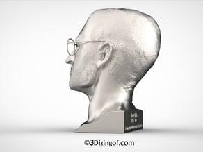 Steve Jobs (RIP) Memorial Statue - By Dizingof