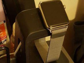 Apple watch stand spigen style