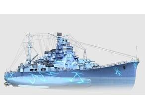 battleship takao