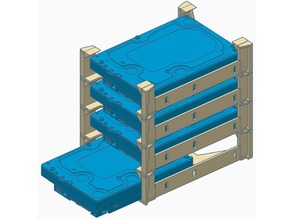 HDD Cage - stackable