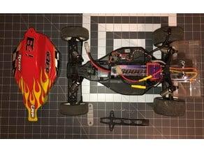 RC Team Associated B4 Buggy-Battery Bracket