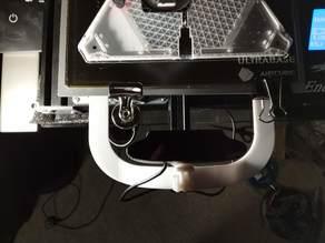 Ender 3 Handle and GoPro Mount (Longer Version)