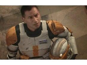 Commander Cody Shoulder Antenna (SW; ROTS)