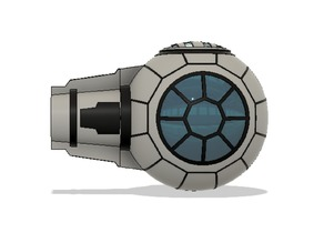 Star Wars inspired Tie Fighter
