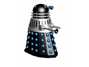 CLASSIC DALEK FROM (1965 The Daleks Master Plan)