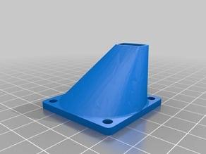 Printrbot Simple Metal Fan Shroud Improved