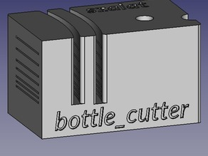 Bottle cutter by szalat