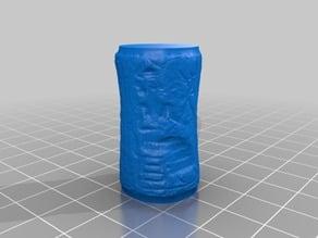 Akkadian cylinder seal VA 243