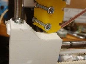 Smaller Emaker Huxley shaft coupling