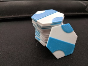Palago Tiles for manual filament swap