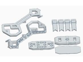 Erebor Key 200 mm