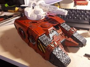 Gatling Sceleratus tank (28mm)