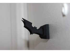 Batman Batarang Key Holder