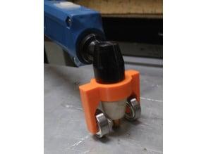 Plasma cut roller
