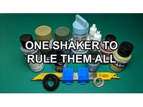Universal Hobby Paint Shaker