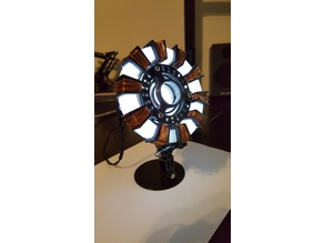 Pivoting Wall Mount or Stand for Arc Reactor
