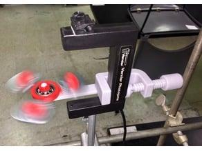 Fidget Spinner mount for Photogate
