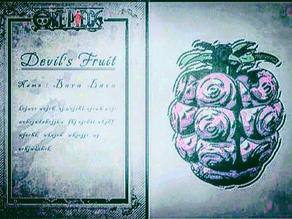 Onepiece : Devil's Fruit : Buggy Bara Bara (model)