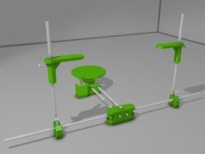 3D scanner , first cut