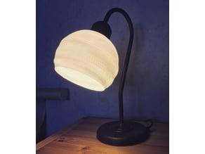 spheric lamp shade