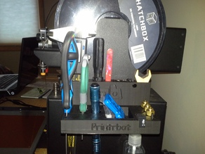Printrbot tool holder