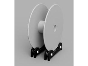 Laser Cut filament spool roller/holder