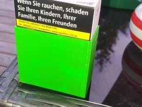 Zigarettenschachtel Hülle / 25er