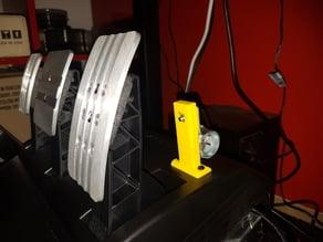 Thrustmaster T3PA Pedal Vibration Motor Mount