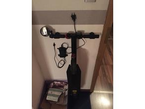 e-Scooter wall mount