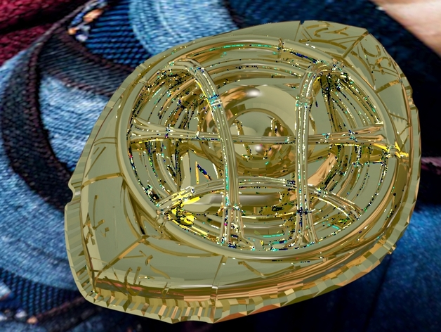 eye of agamotto by arca