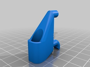 My Customized Pegstr - Screwdriver holder