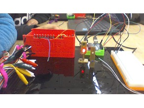 3DX Arduino traffic Light