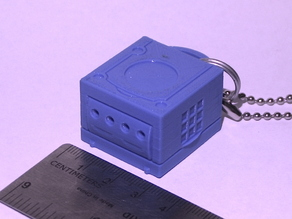 GameCube Keychain