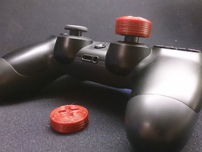 Thumbstick extender for PS4