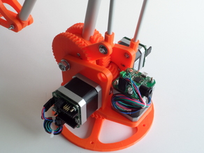uStepper robot arm - Obsolete! (See summary)