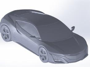 Honda NSX Concept Car