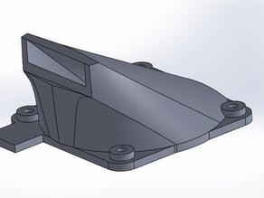 QU-BD 50mm Fan mount