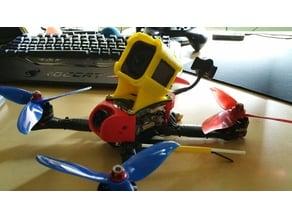 GoPro mount for SLIM frame