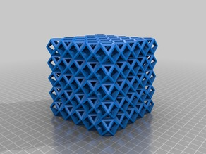 100 Truncated Cubes